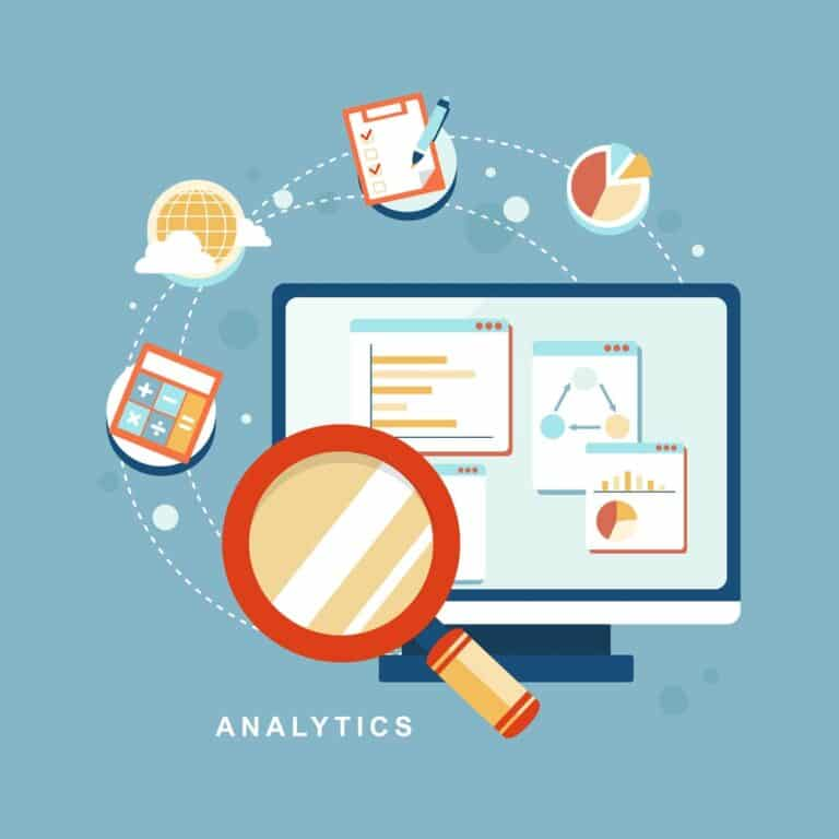 Analytics-iillustration