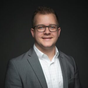 Brandon Welch, Owner & President of Frank and Maven